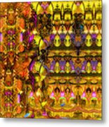 Cathedral Of The Mind No 57 Metal Print
