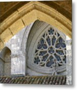 Cathedral On The Saint James Path  Metal Print