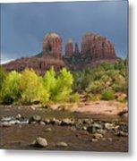 Cathedral Rock Sedona Arizona Metal Print