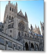 Cathedral Travel Metal Print