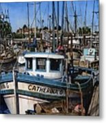 Catherina G Metal Print by James Robertson