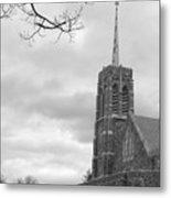 Catholic Chapel West Point Metal Print