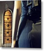 Catholic Imagination Fashion Show 5    Metal Print