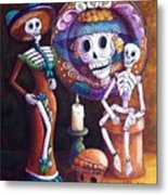 Catrina Group Metal Print