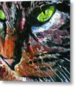 Cats Eyes 11 Metal Print