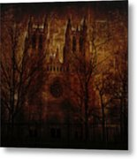Caught Up In The Rapture Metal Print