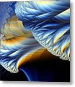 Cauliflower From Other Dimensions Metal Print