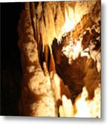 Cave 10 Metal Print
