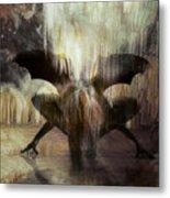Cave Dweller Metal Print