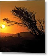Cavendish Beach Sunset-2 Metal Print