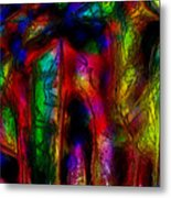 Caverns Of The Mind Metal Print