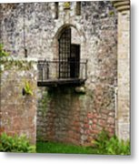 Cawdor Castle Drawbridge Metal Print