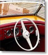 Chris Craft Custom Metal Print
