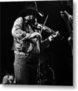 Cdb Winterland 12-13-75 #10 Crop 2 Metal Print