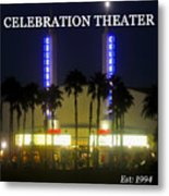 Celebration Movie Theater 1994 Metal Print