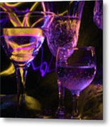 Celebration Of Light Metal Print
