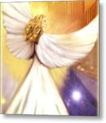Celestial Angel Metal Print by Melodye Whitaker