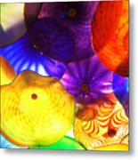 Celestial Glass 3 Metal Print