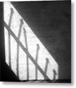 Cellbar Shadows Metal Print