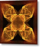 Celtic Gothica Metal Print