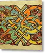 Celtic Knot 1 Metal Print