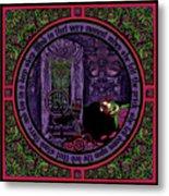 Celtic Sleeping Beauty Part II The Wound Metal Print