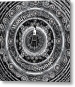 Celtic Wondrous Strange Metal Print