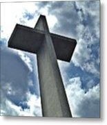 Cement Worship Zoom  Metal Print
