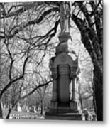 Cemetery 1 Metal Print