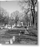 Cemetery 7 Metal Print