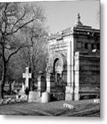 Cemetery 8 Metal Print