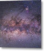 Center Of The Milky Way Metal Print