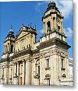 Central Church Guatemala City 1 Metal Print
