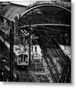Central Station Fn0030 Metal Print
