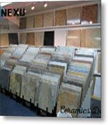 Ceramic Dealers Metal Print
