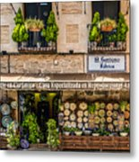 Ceramic Shop - Toledo Spain Metal Print