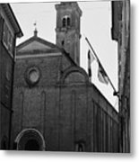 Cesena - Italy - The Cathedral 3 Metal Print