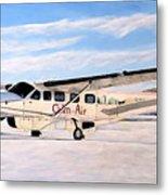 Cessna 208 Caravan Metal Print