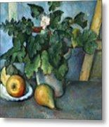 Cezanne: Still Life, C1888 Metal Print