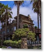 Chained To Venice Beach Metal Print