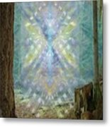 Chalice-tree Spirt In The Forest V2 Metal Print