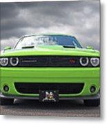 Challenger Scat Pack Metal Print