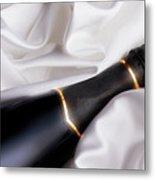 Champagne Glow Metal Print
