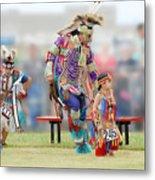 Championship Pow Wow - Grand Prairie Texas Metal Print