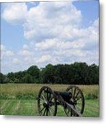 Chancellorsville Battlefield 3 Metal Print