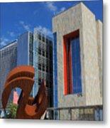 Chandler City Hall 2 Metal Print