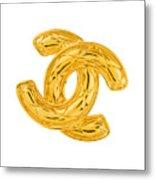 Chanel Jewelry-4 Metal Print