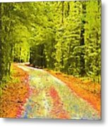 Changing Seasons Metal Print