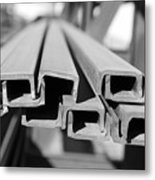 Channel Metal Print