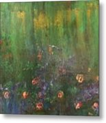 Channeling Monet #2 Metal Print